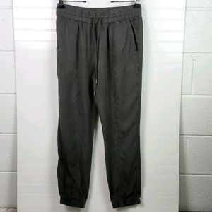 Margaret O'Leary Grey Jogger Pants M $235